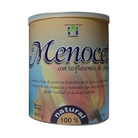MENOCET (ISOFLAVONAS) FCO 400GR