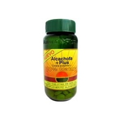 ALCACHOFA+PLUS (SUPERMERCADO VIRTUAL DE LA A-Z) FCO 100 TABLETAS
