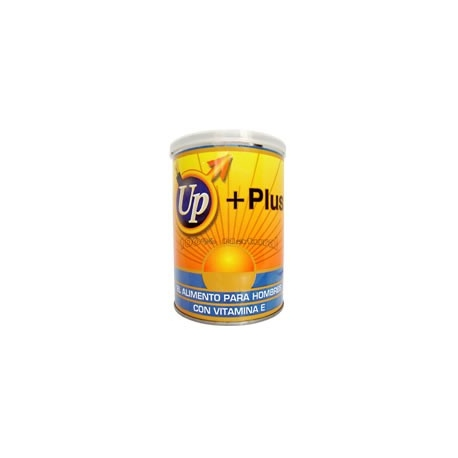 UP+PLUS (ALIMENTO PARA HOMBRES) FCO 350GR