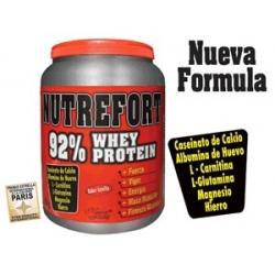 NUTREFORT WHEY PROTEIN VAINILLA FCO 800GR