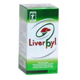 LIVERBYL JARABE (LEDMAR,LIMPIEZA,HIGADO,AYUDA,MAL ALIENTO) FCO*120ML