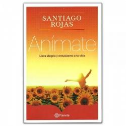 LIBRO (ANIMATE LLEVA ALEGRIA Y ENTUSIASMO A TU VIDA) (SANTIAGO CRUZ) (ENVIOS COLOMBIA) CANTIDAD*1