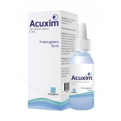 ACUXIN GOTAS NOVAGENE (CARMELOSA SODICA 0.5 %) FCO*10ML