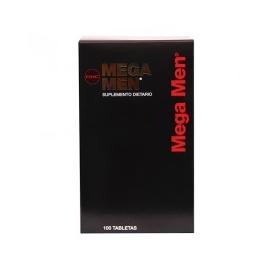 MEGAMEN TIME RELASE FRASCO x 100 TABLETAS (ENVIOS COLOMBIA) CANTIDAD*1