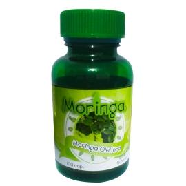 MORINGA OLEIFERA ( proteínas, vitaminas y minerales) FCO*100 CAPSULAS X 2 UNIDADES