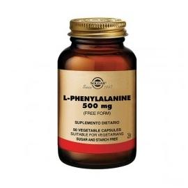 L-PHENYLALANINE 500MG SOLGAR (ENVIOS COLOMBIA) CANTIDAD*1