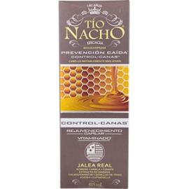 CHAMPOO TIO NACHO CONTROL CANAS REJUVENECI (ENVIOS A COLOMBIA) FCO*415ML