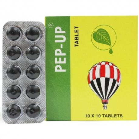 PEP-UP INDIGESTION MEDICINA NATUAL AYURVEDICA (ENVIOS A COLOMBIA) CAJA*100 TABLETAS