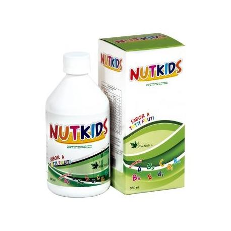 NUTKIDS (envios a todo colombia) Frasco *360 ML
