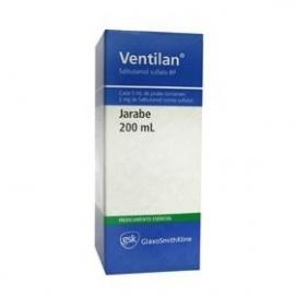 VENTILAN*JARABE*FRASCO*200ML